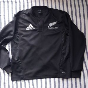 Vintage New Zealand All Blacks Rugby Jersey shirt